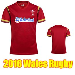 Cheap throwbaCk sports jerseys online shopping - New Coming Wales Rugby Jersey AIG Jersey All Black Shirt Teams Sport Hot Sale Jerseys Shirts CHeap