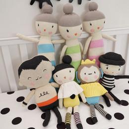 Discount Crochet Dolls Crochet Baby Dolls 2019 On Sale At Dhgatecom