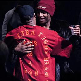 $enCountryForm.capitalKeyWord Canada - Wholesale- 2016 Brand Clothing New Arrival Swag Men clothing Kanye I Feel Like Pablo 3 Hiphop Tee plus Size S-3XL