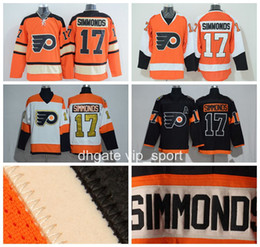5733c218 ... Orange Cheap Wholesale 2012 Winter Classic Hockey Men 17 Wayne Simmonds  Jersey 2017 Stadium Series Philadelphia Flyers Ice Hockey Jerseys Winter  Classic ...
