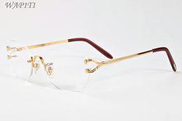 $enCountryForm.capitalKeyWord Canada - mens designer sunglasses glasses vintage shades ladies oversize rimless sunglasses brand fashion luxury driving fishing eyeglasses