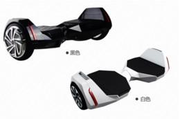 Bluetooth Hoverboard Haut-Parleur Intelligent Balance Roue 6,5 Pouces Nouveau Style Scooters Électriques Deux Roues Fedex Bienvenue Drop Shipping