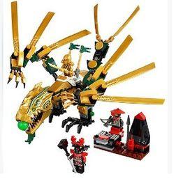 $enCountryForm.capitalKeyWord UK - 9793 assembled block ultimate phantom Ninja Series Gold Dragon ice dragon attack