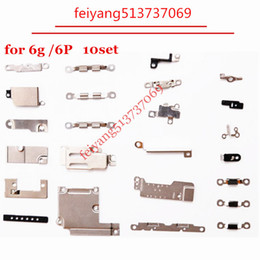 $enCountryForm.capitalKeyWord NZ - 10set Original 24 in 1 for iPhone 6 6 plus Repair Parts Inner Accessories Small Parts Metal Fastening Brackets Replacement