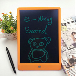 """$enCountryForm.capitalKeyWord NZ - E-writing Board LCD Writing Tablet Erase Drawing Toys 10"""" Color eWriter Handwriting Pads Portable Tablet Board ePaper for Adults Children"""