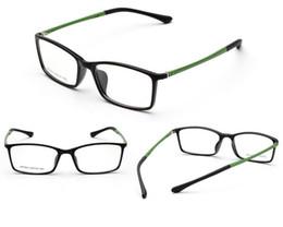 c99c317f7c8 Wholesale- TR90 Frames PC Lenses Dynamic Eyeglasses Frames Eyewear Plain  Glass Spectacle Frame Silicone Optical Brand Eye Glasses Frame