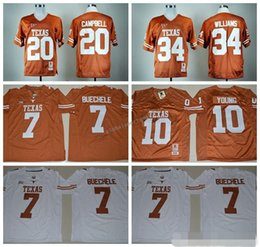 bc155c243 ... shopping jerseys college unifroms 34 ricky williams 20 earl campbell 10  ncaa jerseys texas longhorns 34