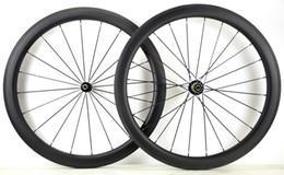 Бесплатная доставка 700C 50 мм глубина дорожного велосипеда карбоновая колесная пара 25 мм ширина клинкерные карбоновые колеса с powerway R36 ступица UD матовая отделка