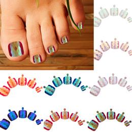 2018 Pedicure Nail Colors Wholesale Mixed 10 Set Different Lot 24pcs Fish
