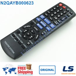 $enCountryForm.capitalKeyWord NZ - Wholesale- [ ORIGINAL ] N2QAYB000623 Remote Control Fit For Panasonic SC-XH150 & SA-XH150 Home Theater Systems