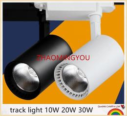 $enCountryForm.capitalKeyWord NZ - YON 10PCS LED Track Light COB 10W 20W 30W Ceiling Rail Lights spotlight For Kitchen Fixed Clothing Shoes Shops Stores Track Lighting