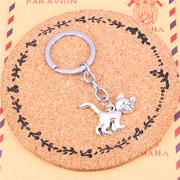 Chihuahua Smooth Dog Round Chrome Plated Keyring Boxed Gift