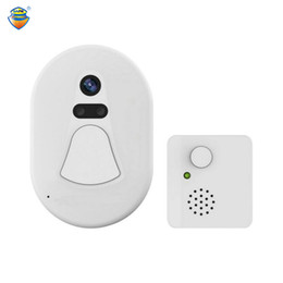 Remote Data Canada - 2.0MegaPixel Smart Snapshot WiFi Doorbell Camera with Low Power Consump & Mobile Remote View & Free Cloud Server for Data Saving