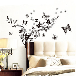 Wall Stickers Design For Kids NZ - Background Wall Stickers Art Decal Removeable Wallpaper Mural Sticker for Kids Room Bedroom Girls Living Room Adhesive Decorative
