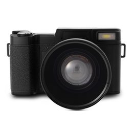 """China Wholesale-24MP Digital Camera FHD 1080P Video 3"""" LCD Camcorder with Wide Angle Lens LF748 supplier wide angle digital camcorder suppliers"""