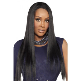 Custom full laCe human hair wigs online shopping - Brazilian Full Lace Wig With Baby Hair Lace Frontal Straight Glueless Full Lace Human Hair Black Women Can Design Custom Human Hair