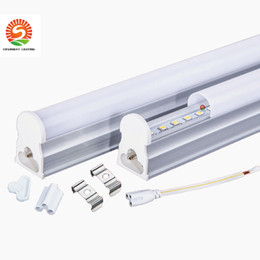 Chinese  T5 1.2m Integrated Tube 4ft 22W Led Tube Light 96pcs SMD2835 LED Fluorescent Light 4feet Tubes under cabinet light plug and play manufacturers