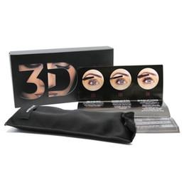 Wholesale Younique Mascara 3D Fiber Lashes Mascara Moodstruck Waterproof Double 3D FIBER LASHES Eyelash Makeup Set