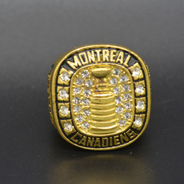 $enCountryForm.capitalKeyWord Canada - New Fashion Gold Plated Vintage 1959 1960 Montreal Canadians championship ring replica World Hockey Sports Collection