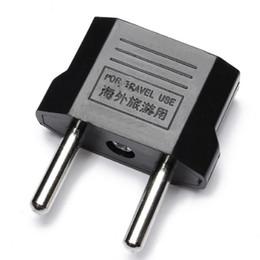 Power Socket Eu Australia - Fast Shipping USA US To EU Plug Adapter Travel Charger Adaptador Converter Universal AC Power Electrical Plug Socket