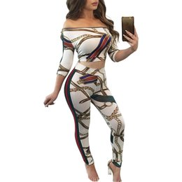 christmas two piece set women long sleeve top sexy long pants 2018 sexy night out clubwear party outfit tracksuit bodycon elastic outfits