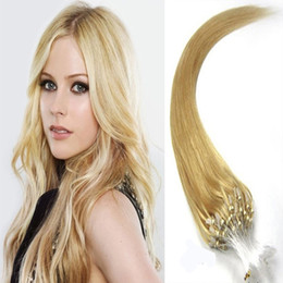 Discount hair extensions micro bonded 2018 hair extensions micro human hair micro loop ring hair extensions 613 100strand pre bonded 613 micro loop brazilian human hair affordable hair extensions micro bonded pmusecretfo Choice Image