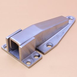 car oven 2020 - 170mm Cold store storage stainless steel hinge oven hinge industrial part Refrigerated truck car door hinge hardware che