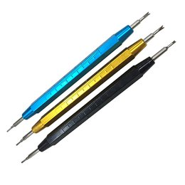 Chinese  Wholesale-Watch Band Strap Link Pin Spring Bar Remover Watchmaker Removal Repair Tool 6YGX manufacturers