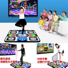 $enCountryForm.capitalKeyWord Canada - With English Song HD Non-Slip Dancing Step Dance Mat Pad Pads Dancer Blanket Fitness Equipment Revolution Foot Print Mat to PC with USB New