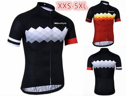 Wholesale Moxilyn custom Cycling Jersey Bike Short Sleeve Sportswear Cycling Absorb sweat breathable riding clothes Two Styles Factory direct sale