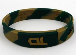 $enCountryForm.capitalKeyWord Australia - Wholesale basketball super star signature energy wristband power bracelelt silicone balance bangle new jewelry for duncan signature