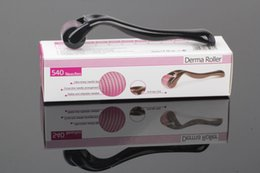 Dermaroller Drs NZ - 2018 new in stock DRS 540 needle derma roller,DRS dermaroller microneedle roller for acne removal