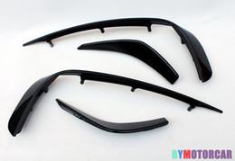 $enCountryForm.capitalKeyWord Australia - Front Lip Splitter Air Knife GLA-CLASS X156 Frond Bumper Spoiler For Benz