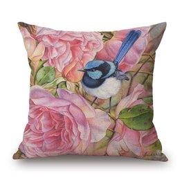 Sofa Cushion Covers Nz: Bird Parrot Cushion Cover NZ   Buy New Bird Parrot Cushion Cover    ,