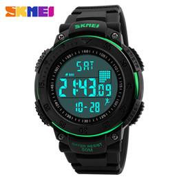 $enCountryForm.capitalKeyWord Australia - SKMEI Brand Mens 3D Pedometer Multifunction Electronic Digital Waterproof Wrist Watch Man LCD Display Watches Relogio Masculino 1238