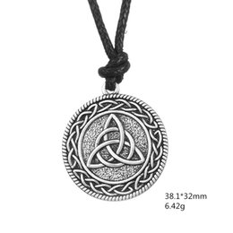 Discount witchcraft pendants witchcraft pendants 2018 on sale at discount witchcraft pendants slavic pendant talisman rodimich kolye bayan hand stamped necklace adjustable rope chain aloadofball Choice Image