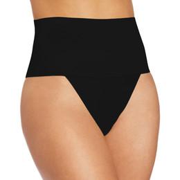66f6559f8c Wholesale- SAUCY ANGELIA Women Sexy Control Panties High Waist Bodycon  Corsets Thong Cincher Body Shaper Butt Lifter Waist Trainer Lingerie
