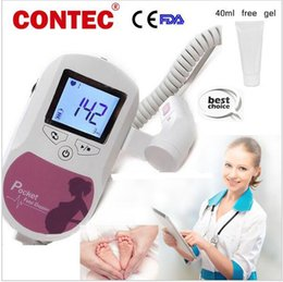 Wholesale SONOLINE C1 CE FDA Approved MHZ MHz Probe Pocket Fetal Doppler LCD Screen for Pregnancy Home Hospital