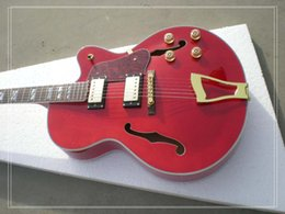 $enCountryForm.capitalKeyWord NZ - Custom shop 335 Jazz electric guitar, Hollow body 3 pickups guitar in stock handmade guitars Free shipping
