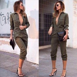 $enCountryForm.capitalKeyWord Canada - Wholesale- Fashion Fomal Women Sex V-collar Clubwear Summer Playsuit Bodycon Party Jumpsuit Romper Trousers