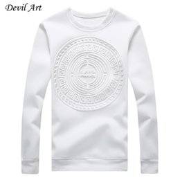 Men hoodie shorts online shopping - Men s Capless Hoodies Abstract Circular Patterns Pure Color Casual Sweatshirt Fashion Jacket Plus Size M XL