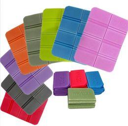 custom logo drop shipping portable folding seat cushion waterproof picnic mat pad outdoor equipment accessories new arrival - Car Seat Cushions