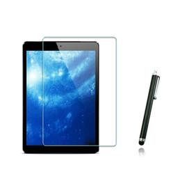 "$enCountryForm.capitalKeyWord UK - Wholesale- 1x films + 1x Cloth + 1x Stylus Pen , Clear LCD Screen Protector Protective Film Guards For Cube Talk 9X U65GT 9.7"" Tablet"