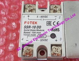 $enCountryForm.capitalKeyWord Canada - SSR-10DD New and original FOTEK SOLID STATE MODULE SOLID STATE RELAY 4-32VDC, 5-60VDC 10A