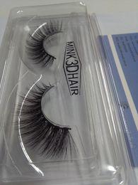 $enCountryForm.capitalKeyWord NZ - 10 Pairs 3D Lashes Strips Handmade 3D Fake Eye Lashes Factory price Natural Long Fashion 3D Eyelashes for Makeup Beauty