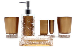 Gold Bathroom Accessories Uk gold bathroom accessories sets online | gold bathroom accessories