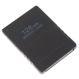 China 128MB Memory Card Designed for Sony PS2   for Play Station 2 SPS_115 suppliers