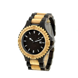 $enCountryForm.capitalKeyWord UK - wholesale high quality Wood Watch Xmas gifts Wristwatches Quartz Movement Wood Watch For Women mens hot seller factory price free shipping