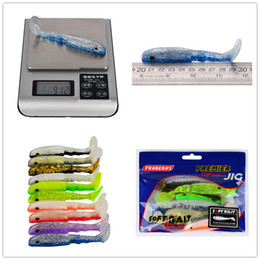 $enCountryForm.capitalKeyWord Canada - High Quanlity goods!!! 3D Plastic Artificial tail Fish Soft Worms Bait 10colors 10cm 9g Silicon Rubber lures