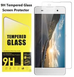 $enCountryForm.capitalKeyWord NZ - For Sony Tempered Glass Screen Protectors For Sony Xperia Z1 Z2 Z3 Z4 Z5 Mini Z5 Plus 9H Anti Scratch With Retail Package